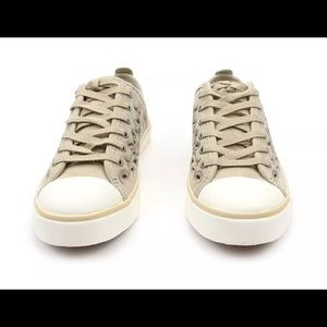 UGG Shoes - UGG Australia Evera Cut Out Sand Suede Sneakers